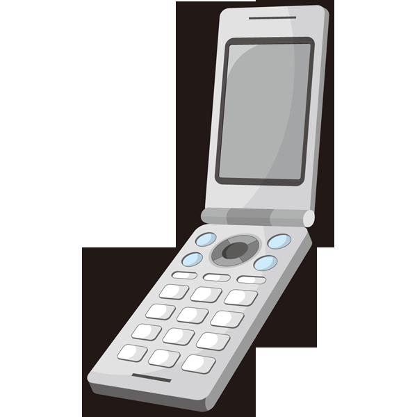 古い昔のガラケー携帯電話を安全に処分する方法、auでリサイクル、廃棄回収してもらった