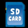 SDカードが抜けない時に安全に取り出す方法 ソニーCDラジオ(ZS-R110CP)から抜けない