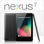Google Nexus 7 2013専用ソフトレザーカバー TB-ASNXAPLF2BK (ブラック) 【エレコム】