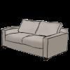 PVCレザーの耐久性は?ソファーのコーティングがボロボロに経年劣化したので人工レザー(PU素材) に買い替え、メリットとデメリット