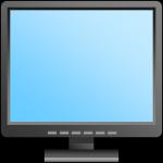 HDMIケーブル ( DH-HD14EU20BK ) を使ってパソコンとテレビ ( REGZA 32R1 ) を接続