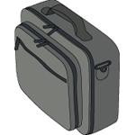 A4ノートパソコンの入る鞄おすすめ へインズからサンワサプライ BAG-LW5BK に買い換えました