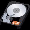 アイ・オー・データのハードディスク HDCR-U1.0EK を分解する方法